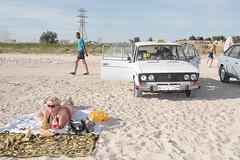 . (al cafone) Tags: sea beach taxi pic caspian nic kazakhstan fec hcsp iio aktau cscm callesdearena sundayiwenttothebeach