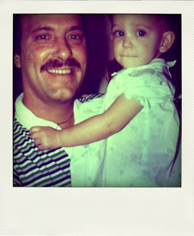 me and dad-pola