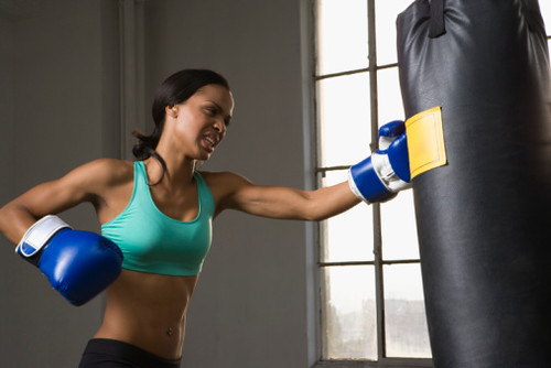 boxers fighters dating training