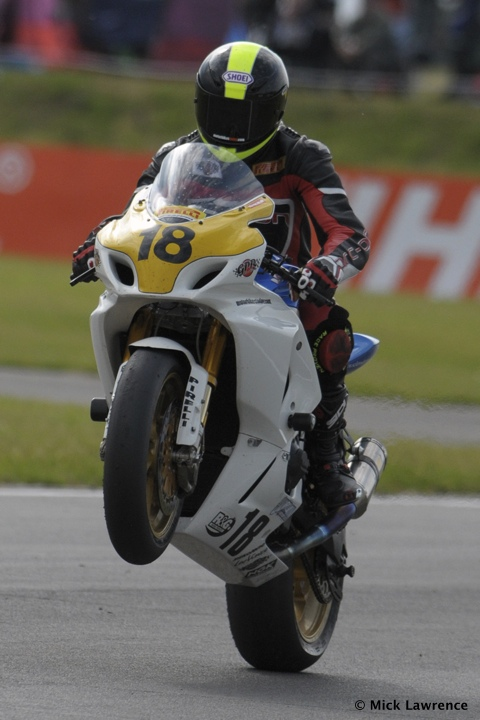 2009 Snetterton, UK - Race
