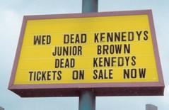Dead Kennedys in Corpus Christi