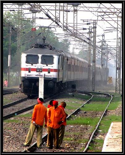 Mumbai Rajdhani Express