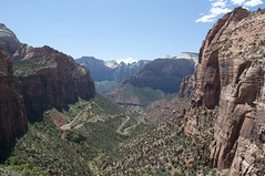 Zion Canyon (Watchman Residential Area, Utah, United States) Photo
