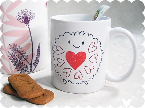 Cakeify & Friends mug