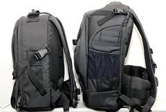 Lowepro mini trekker AW and Lowepro flipside 400 AW (Kent Yu) Tags: camera bag nikon gear mini collection backpack aw lowepro trekker d700 flipside400
