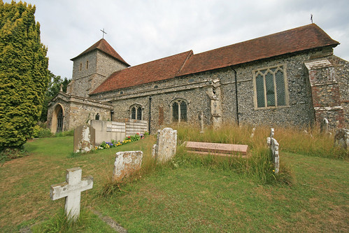St Anthony of Parmiers, Alkham