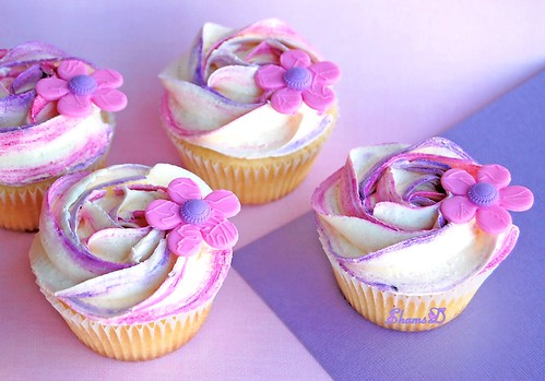 Pink n Purple Cuppies