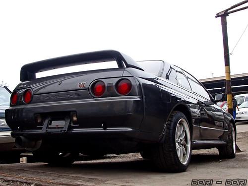 nissan skyline r32 gtr. Nissan Skyline R32 Gtr V-spec