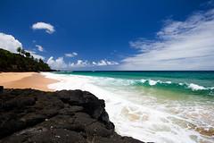 Secret Beach (lucy96734) Tags: beach interestingness secretbeach day1 kauai 2009