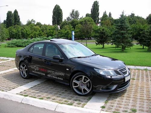 """Novosadska auto kuća """"MVM Motors"""" nastavlja posebnu prodajnu akciju  """"Saab – Spyker Special Edition"""" sa sniženim cenama najnovijih modela SAAB vozila"""