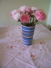 Nice tablecloths