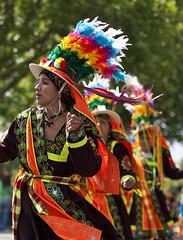 Carnaval Del Pueblo 2009 Dancers