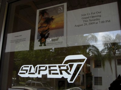 Super 7 Florida Opening