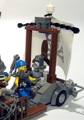 Road Pirates (Aaron (-_-)) Tags: lego lugnuts brickarms
