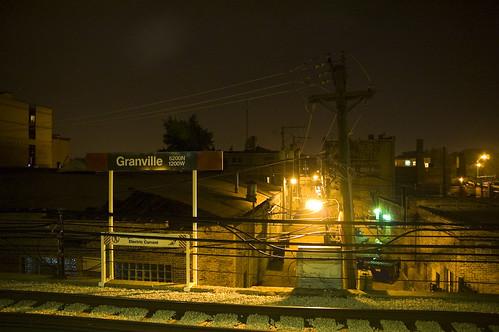 Granville Platform