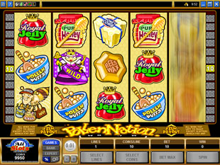 Pollen Nation slot game online review