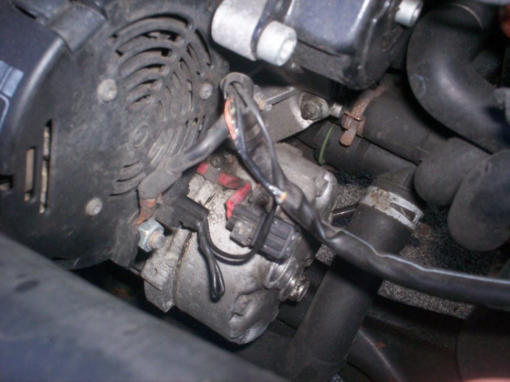 VWVortex com - AAZ Turbo Diesel swap cluster wiring