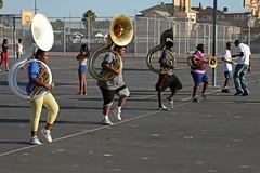 D_22628A (RobHelfman) Tags: losangeles band highschool hangingout crenshaw