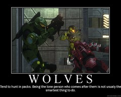 Motivational 25 (SpiderWolve) Tags: halo posters demotivate motivate halo3 motivationalposters demotivationalposters