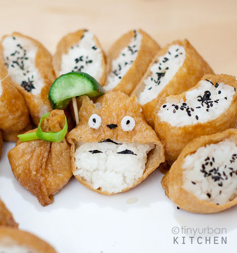 Totoro Inarizushi