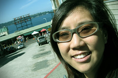 Sarah (>> EL-L) Tags: seattle sarah publicmarket