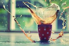 Cookie Splash II (Guido Musch) Tags: home netherlands coffee 50mm iso800 nikon nederland explore thuis groningen yet 18 frontpage hasnt koffie commented d300 volumetwo seriese guidomusch cookiesplash egrgreg probstosiebe idontknowwhyicallthiscookiesplashbecausetherearenocookiesonthispictureandididntuseacookietomakethesplash ilikethatlensonmyd300 becauseitmeters iusedapieceofapple