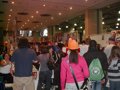 New York Anime Festival Artist Alley