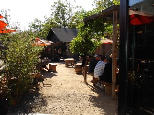 Hopmonk beer garden
