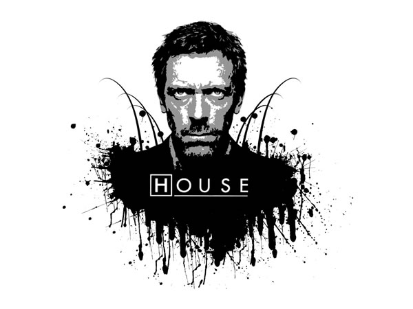 Image selected for Really Cool Artworks for a Great Series: House Md