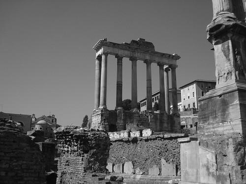 Aprendendo a fotografar: Fórum Romano
