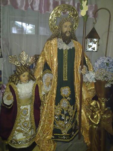 San Jose at ang Batang Hesus