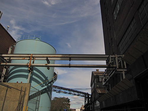 Brooklyn Navy Yard Bike Tour 12 - Fourth Street
