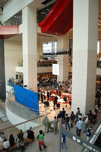 Yokohama Jazz festival