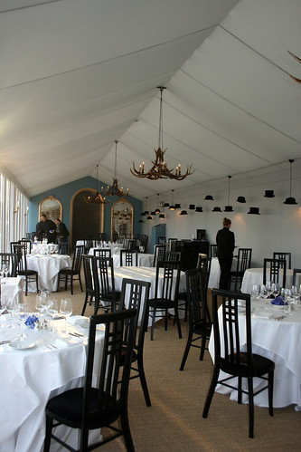 Pierre Koffman - Restaurant on the Roof at Selfridge's