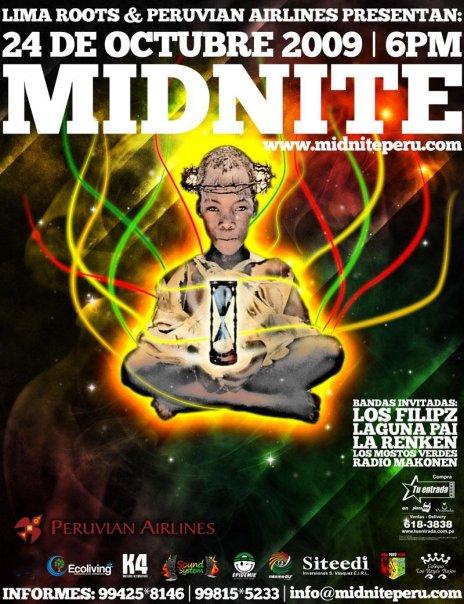 Midnite - Los Reyes Rojos