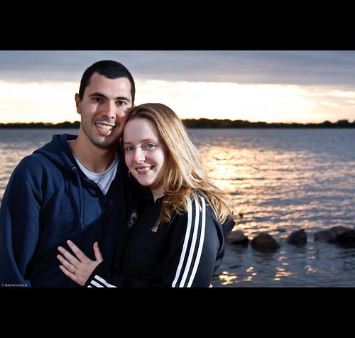 Marcela e Marido