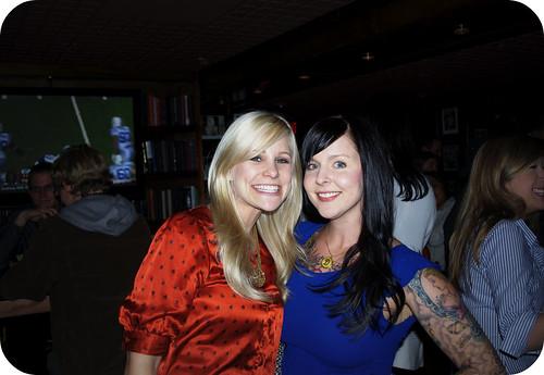 Kelli and me!