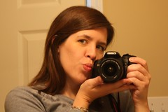 making out with my new camera