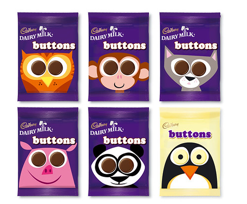 Buttons sense of humour
