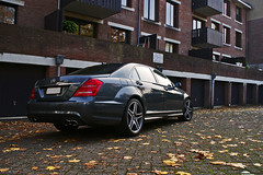 Mercedes Benz S 65 AMG 2010 (Patrick (sPn)) Tags: cars netherlands car breda 2010 v12 worldcars