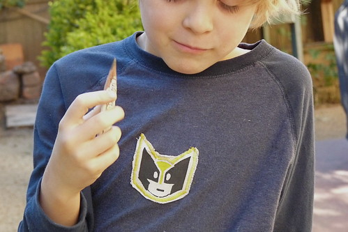 young wolverine applique