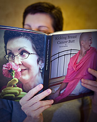 kicking breast cancer butt: a year in the life of an extraordinary woman... my wife veronica... in words and photos... (vrot01) Tags: book radiation explore v done breastcancer recovery closure selfpublished chemo