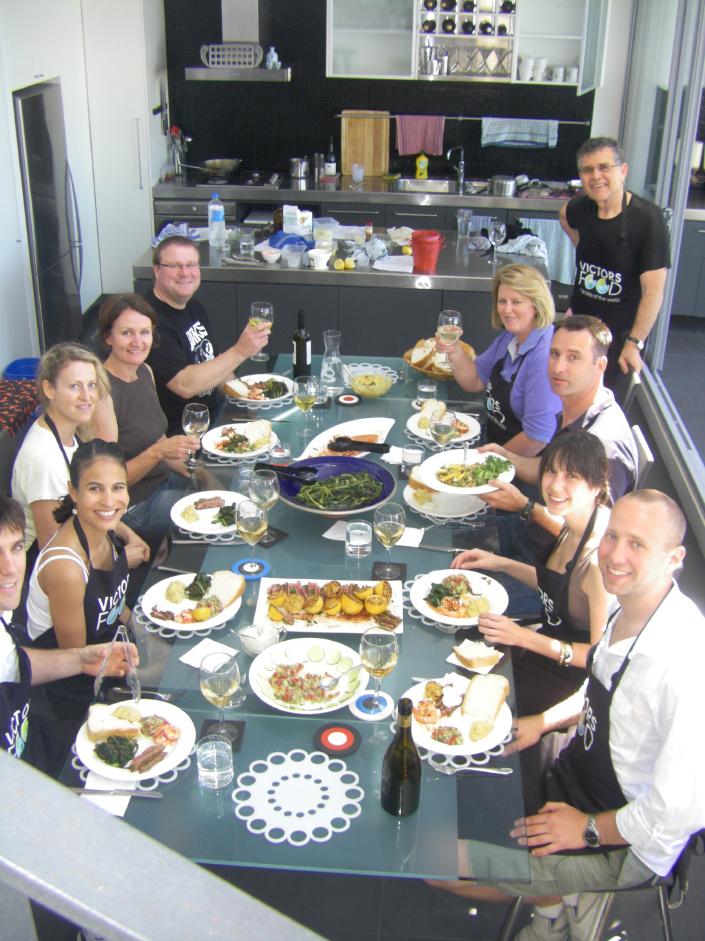 VictorsFood Cooking Classes