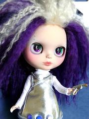 Eris, the cosmic girl