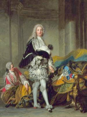 Louis François Armand de Vignerot du Plessis, duc de Richelieu est célèbre pour ses débauches : il compromit des princesses du sang et on prétend quil voulut même séduire sa marraine, mariée à lhéritier du trône.