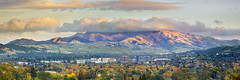 Diablo Valley View #1 - Pleasant Hill, California (PatrickSmithPhotography) Tags: california sunset sky panorama cloud mountain storm fall nature colors landscape lafayette valley freeway diablo walnutcreek concord alamo pleasanthill 680 dinosaurhill