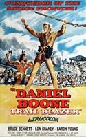 Daniel Boone Trail Blazer (1956)