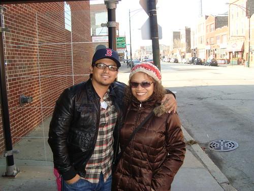 Ricky Luna & Me