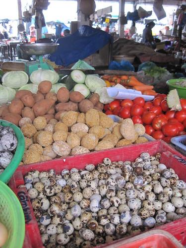 Hoi An, Vietnam - market
