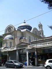 ISTANBUL, TURKEY - Greek Orthodox church/ ,  -    (Miami Love 1) Tags: church turkey greek istanbul orthodox beyoglu  estambul isztambul